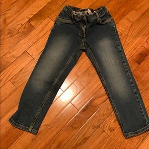 Hanna Andersson Girls Jeans 👖 Size 120 (6/7)